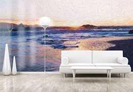 Фотошпалери з морською тематикою - для якої кімнати підходит краще всього