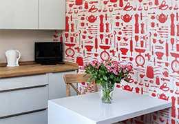 Який тип зображень поклеїти в кухні? Думка фахівців з дизайну